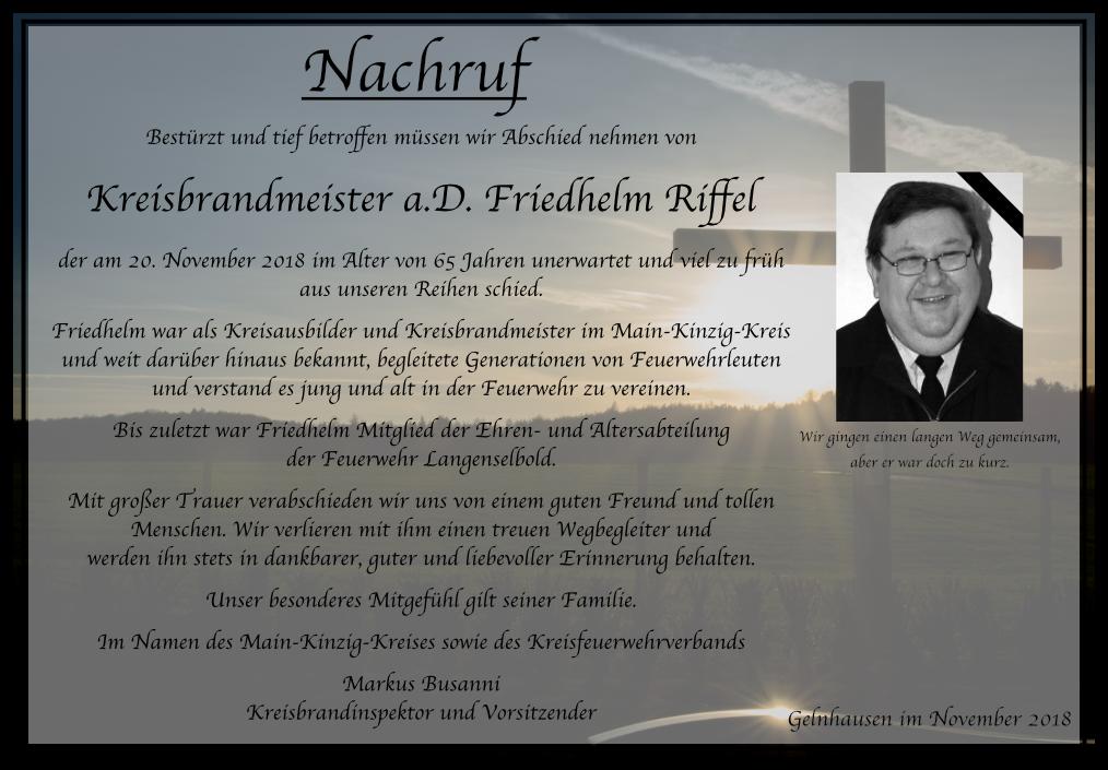 riffel_friedhelm